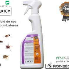 AQUASEKTUM - Insecticid rapid impotriva daunatorilor - Solutie antidaunatori