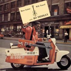 BO DIDDLEY Have Guitar Will Travel 180g LP DMM (vinyl) - Muzica Rock & Roll