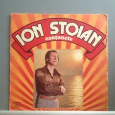 ION STOIAN - CANTONETE (ECE 01557/ELECTRECORD) - VINIL/Stare Buna - Muzica Pop
