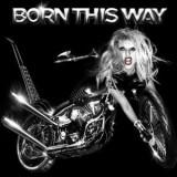 LADY GAGA Born This Way Romania Version (cd)