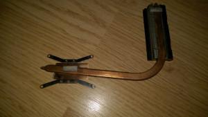 Radiator / heatsink Lenovo G50-45