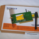 Vand placa retea wireless desktop pc unitate, NOUA, cutie