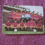 Calendar steaua 1986 castigatoarea cupei campionilor c2 - Calendar colectie