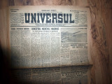 ZIAR VECHI  - UNIVERSUL - 7 AUGUST 1940