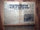 ZIAR VECHI  - UNIVERSUL - 9 OCTOMBRIE 1946