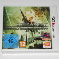 Joc consola Nintendo 3DS - Ace Combat Assault Horizon - nou - sigilat - Jocuri Nintendo 3DS, Actiune, Toate varstele, Single player