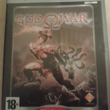 vand jocuri ps2,GOD OF WAR 1 ,ca nou,playstation 2, PAL,engleza