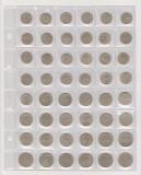 Rusia-URSS   lot 48 monede in folie standart  OPTIMA  ani diferiti 10k15k20k, Europa, Cupru-Nichel