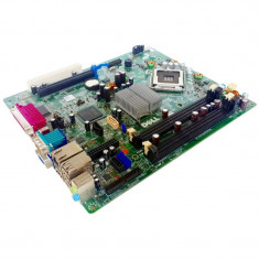 Placa de baza Dell, LGA775, 4 x DDR3, SATA2, PCI-Express, eSATA, Display Port, Pentru INTEL, BTX
