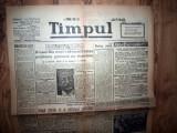ZIAR VECHI   - TIMPUL  -  22 IULIE 1946