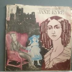 CHARLOTTE BRONTE - JANE EYRE -TEATRU RADIO -2 LP (EXE 03615/ELECTRECORD) - VINIL - Muzica soundtrack