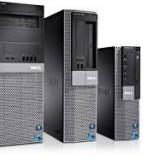 Calculator refurbished dell  Intel  core i3 3.2 mhz- 4 Gb ddr3- 250 Gb Hdd-