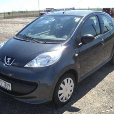 Peugeot 107, An Fabricatie: 2006, Benzina, 998 cmc, 113000 km