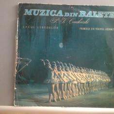 MUZICA DIN BALETE - CEAIKOVSKI (ECE 0114/ELECTRECORD) - VINIL/Stare F.Buna - Muzica Clasica