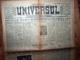 ZIAR VECHI  - UNIVERSUL -17 SEPTEMBRIE  1945
