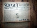ZIAR VECHI  - SEMNALUL - 9 OCTOMBRIE  1946