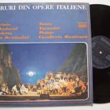 Disc vinil CORURI DIN OPERE ITALIENE (ST - ECE 01553)