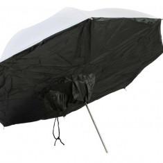 Umbrela tip softbox 84cm difuzie fata - Echipament Foto Studio, Umbrele difuzie