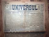 ZIAR VECHI  - UNIVERSUL - 31 AUGUST 1946