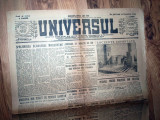 ZIAR VECHI  - UNIVERSUL -19 NOIEMBRIE 1945