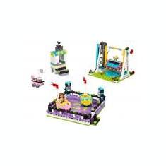Masinutele din parcul de distractii - LEGO Friends