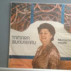 TAMARA BUCIUCEANU - MOMENTE VESELE(EXE 03422/ELECTRECORD) - VINIL/Stare BUNA - Muzica soundtrack