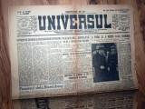 ZIAR VECHI  - UNIVERSUL - 23 NOIEMBRIE 1945