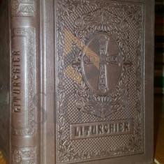 I.P. S. VLASIE - LITURGHIER, 2013 - Carti Istoria bisericii