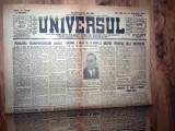 ZIAR VECHI  - UNIVERSUL - 22 NOIEMBRIE 1945