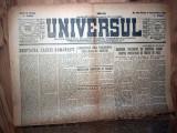 ZIAR VECHI  - UNIVERSUL - 6 SEPTEMBRIE 1946