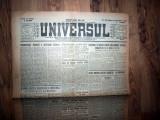 ZIAR VECHI  - UNIVERSUL -30 NOIEMBRIE    1945