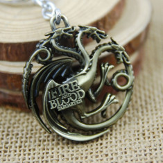 Breloc Fire and Blood Targaryen Game of Thrones