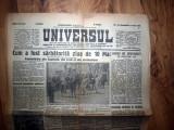 ZIAR VECHI  - UNIVERSUL -12 MAI 1935 - FAMILIA REGALA
