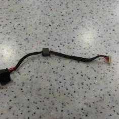 Mufa alimentare DC laptop Toshiba Satellite L300-11G - Cabluri si conectori laptop Toshiba, Dc conector