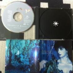 Enya Shepherd Moon cd disc muzica ambientala pop 1991 ed vest mapa texte foto