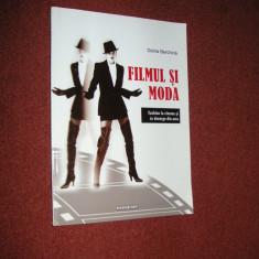 Doina Berchina - Filmul si moda - Carte design vestimentar
