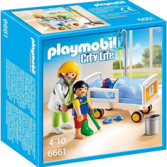 Doctor Si Copil Playmobil