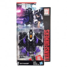 Jucarie Transformers Generations Combiner Wars Legends Class Skywarp - Vehicul Hasbro
