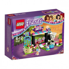 Lego Friends Sala De Jocuri Electronice Din Parcul De Distracè›Ii L41127