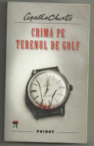 Agatha Christie / Crima pe terenul de golf