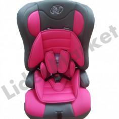Scaun auto Jolly Kids pentru bebelusi - Scaun auto copii, 1-2-3 (9-36 kg), Isofix