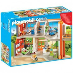 Spital De Copii Echipat Playmobil
