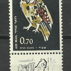 ISRAEL 1963 MNH - Timbre straine, Nestampilat