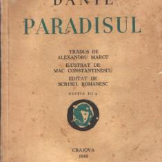 Paradisul lui Dante