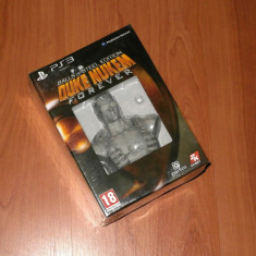 Joc PS3 - Duke Nukem Forever : Balls of Steel Edition , sigilat , de colectie