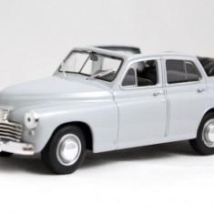 Macheta GAZ M20B Cabriolet Masini de Legenda - Rusia scara 1:43 - Macheta auto