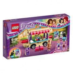 Lego Friends Furgoneta De Hot Dog Din Parcul De Distracè›Ii L41129