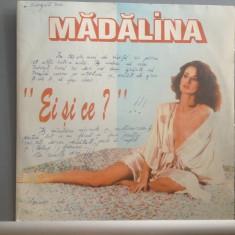 MADALINA MANOLE - EI SI CE ? (EDE04239/ELECTRECORD)- VINIL/stare BUNA - Muzica Pop