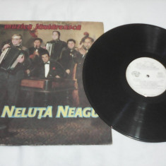 DISC VINIL NELUTA NEAGU MUZICA LAUTAREASCA FOARTE RAR!!!!EUROSTAR CS 0229