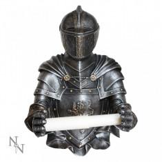 Suport hârtie igienica medieval Cavalerul săritor